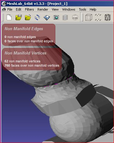 OpenSCAD - dxf and stl import/rendering issue